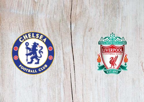 Chelsea vs Liverpool -Highlights 20 September 2020