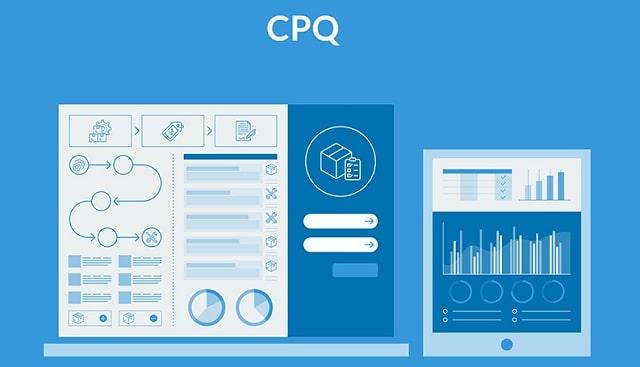 cpq software configure price quote