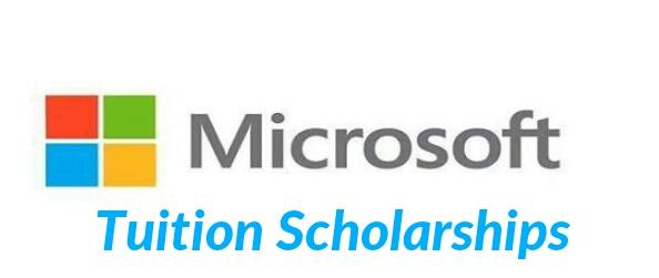 Scholarship program Microsoft