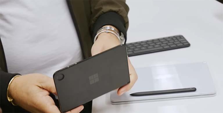 Ponsel Microsoft Surface Duo Akan Hadir Dengan Kamera Inovatif?