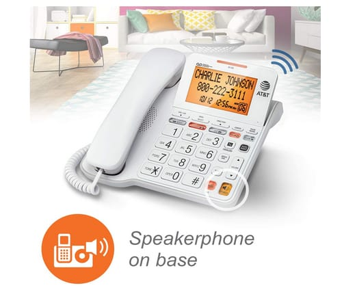 AT&T CL4940 Corded Standard Phone