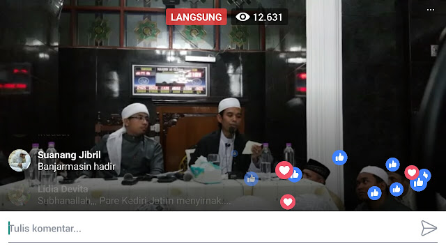 Heboh Novanto Tabrak Tiang Listrik, Begini Komentar Ustadz Abdul Somad