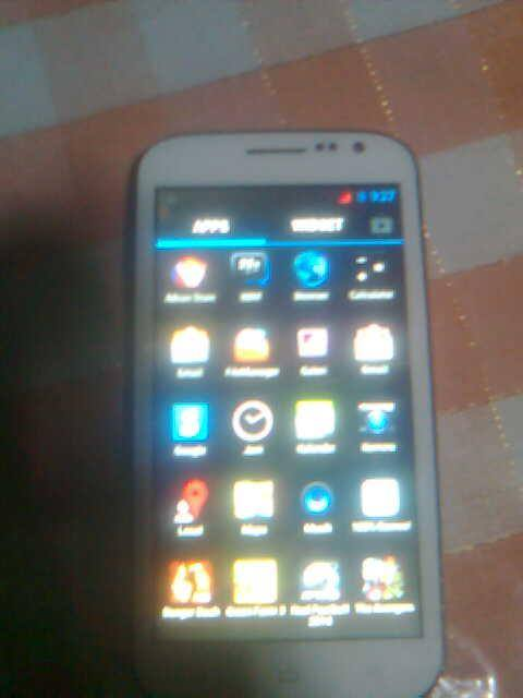 Harga second Advan S5e