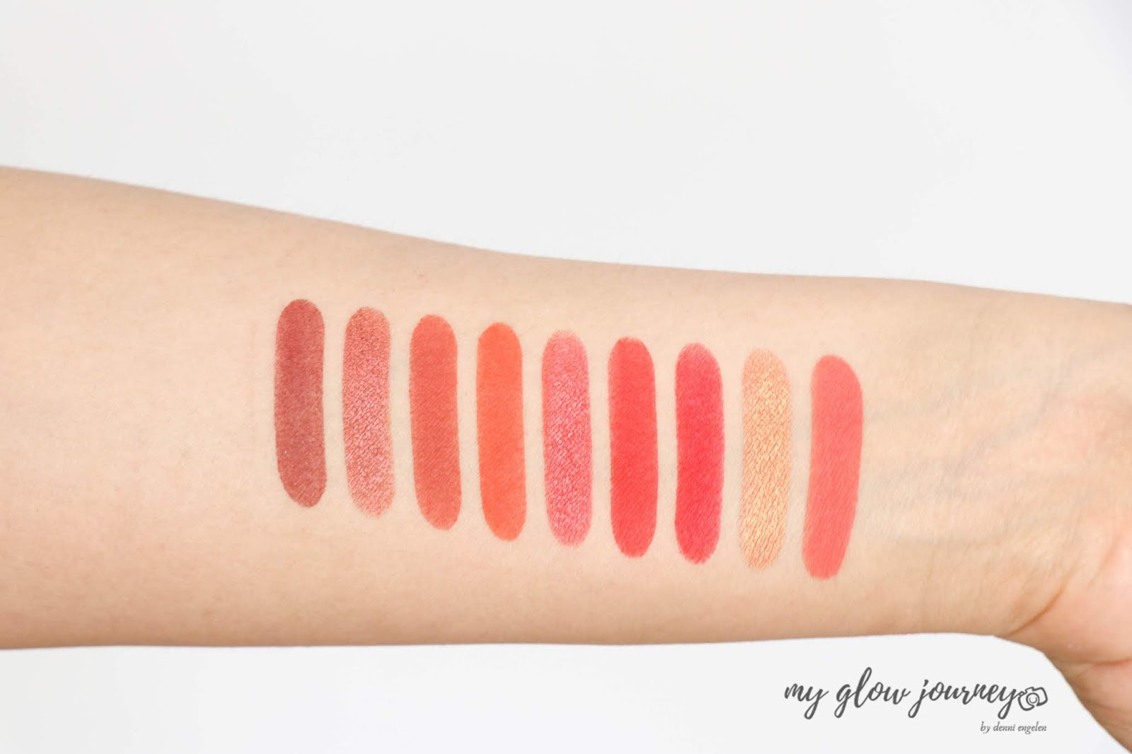 Colourpop Main Squeeze Review - Eyeshadow Palette - MyGlowJourney