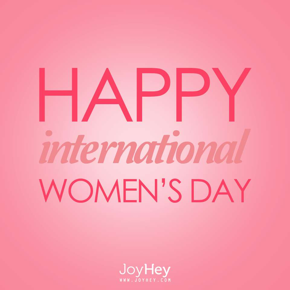 International Women's Day Wishes Photos
