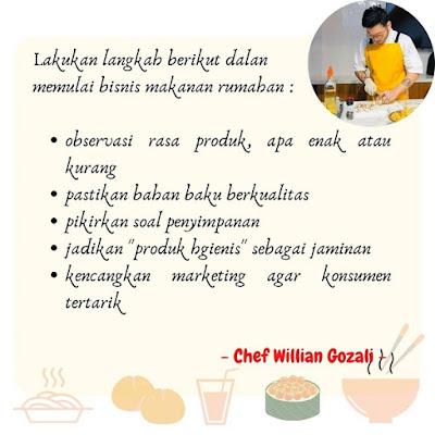 tips-bisnis-makanan-rumahan-ala-chef-willgoz
