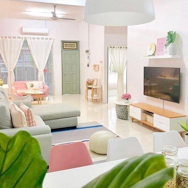 Dekorasi Ruang Tamu Sempit Memanjang Sederhana Rumahtopia Com