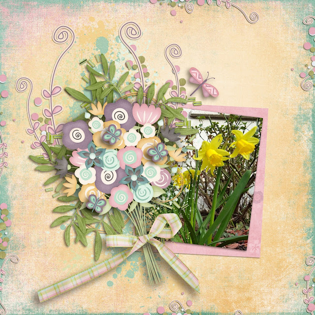 Spring Fever from LouCee Creations