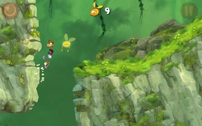 تحميل لعبة المغامرات Rayman Jungle Run مهكرة للأندرويد آخر إصدار