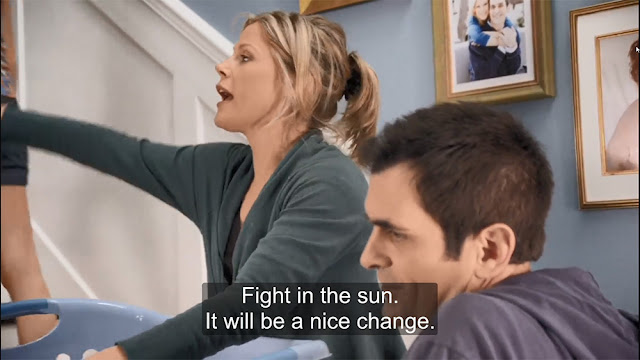 Arti A Nice Change