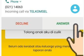 Cara Menggunakan Aplikasi Jakarta Aman