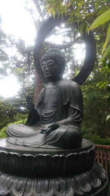 Japanese Tea Garden San Francisco - Buddha