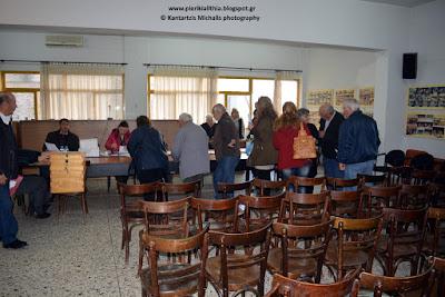 Ευαγγελόπουλος Ιωάννης για τις εκλογές των Συνταξιούχων του ΙΚΑ Πιερίας (ΒΙΝΤΕΟ)