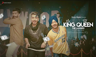 KING QUEEN LYRICS: A Latest Punjabi Song from the album Fadhlo. Music is composed by V Grooves and lyrics penned by Rab Sukh Rakhey.