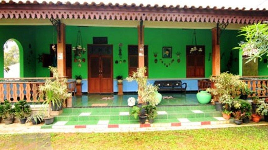 Desain Rumah Adat Betawi Modern