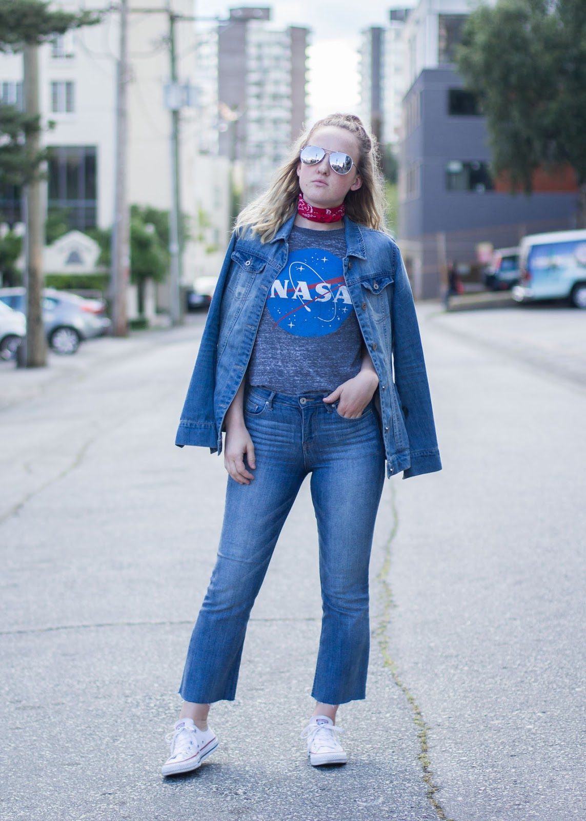 Vancouver Fashion And Personal Style Blog: NASA