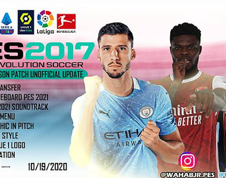PES 2017 Next Season Patch Unofficial Update 2021