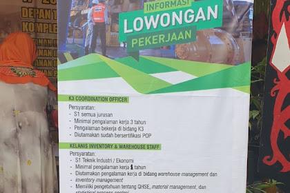 Informasi Lowongan Kerja PT. Adaro Indonesia