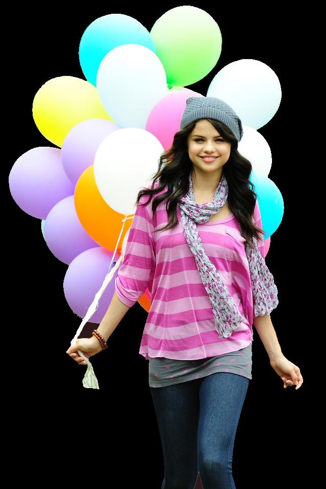 Render Selena Gomez
