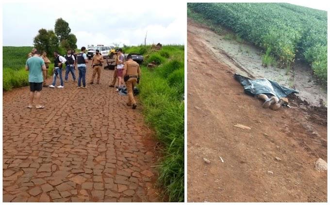 Rio Bonito do Iguaçu: Policiais revidam disparos de pai e irmão de homem assassinado