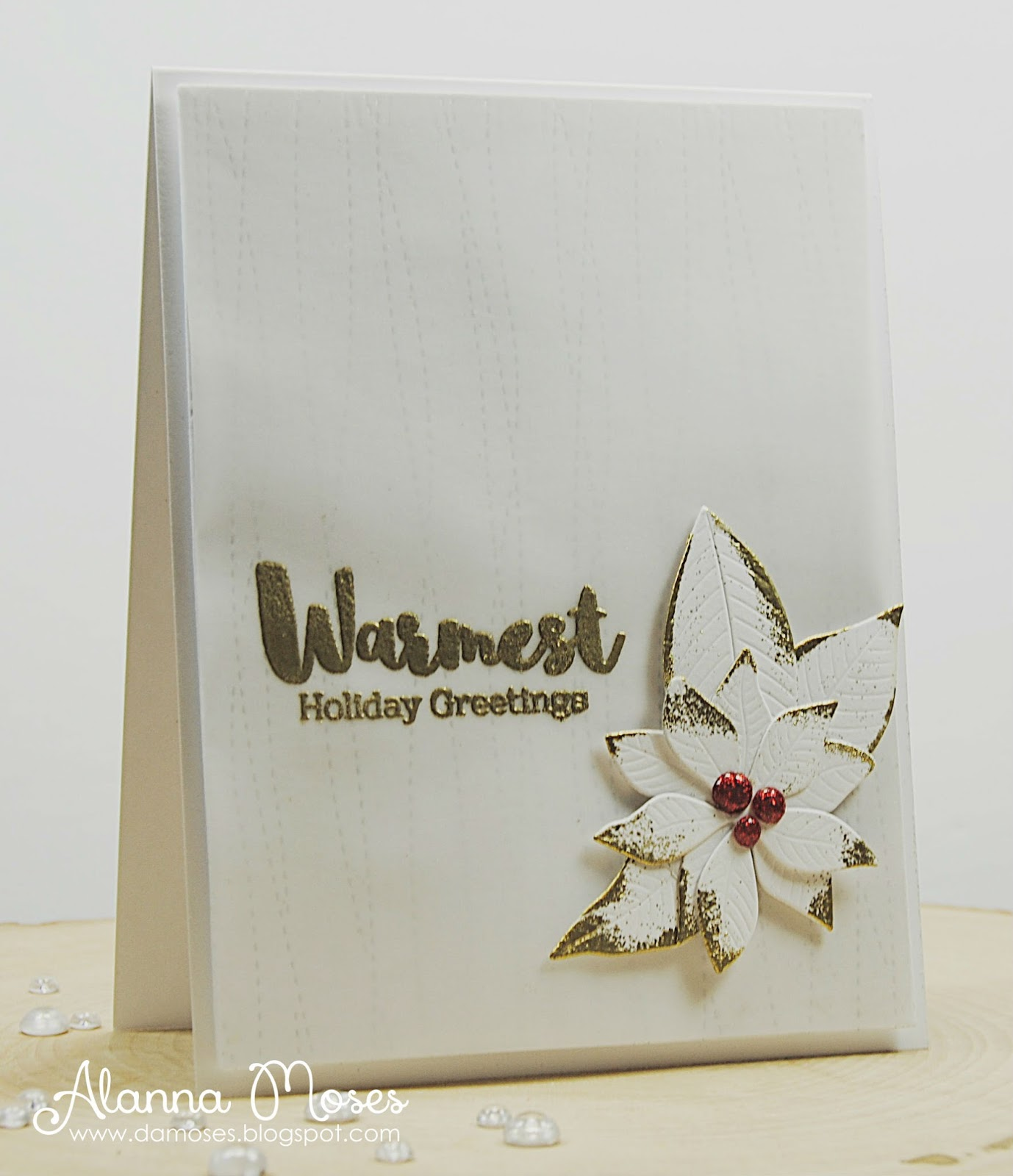 Whimsy Stamps Build a Poinsettia에 대한 이미지 검색결과