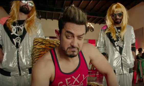 "Teaser Trailer of Aamir Khan's ""Secret Superstar"""