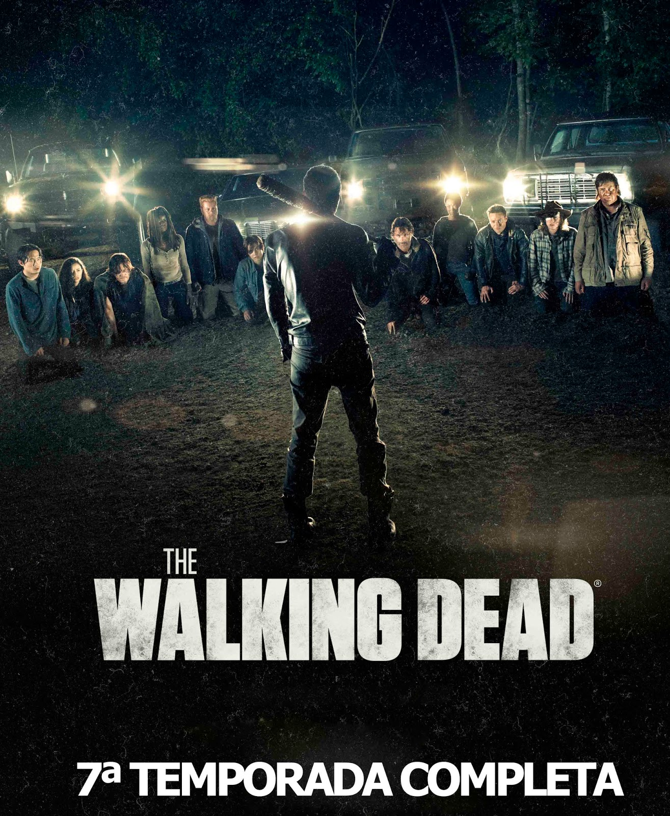 The Walking Dead 7ª Temporada – HDTV/WEB-DL 720p e 1080p Legendado (2016)