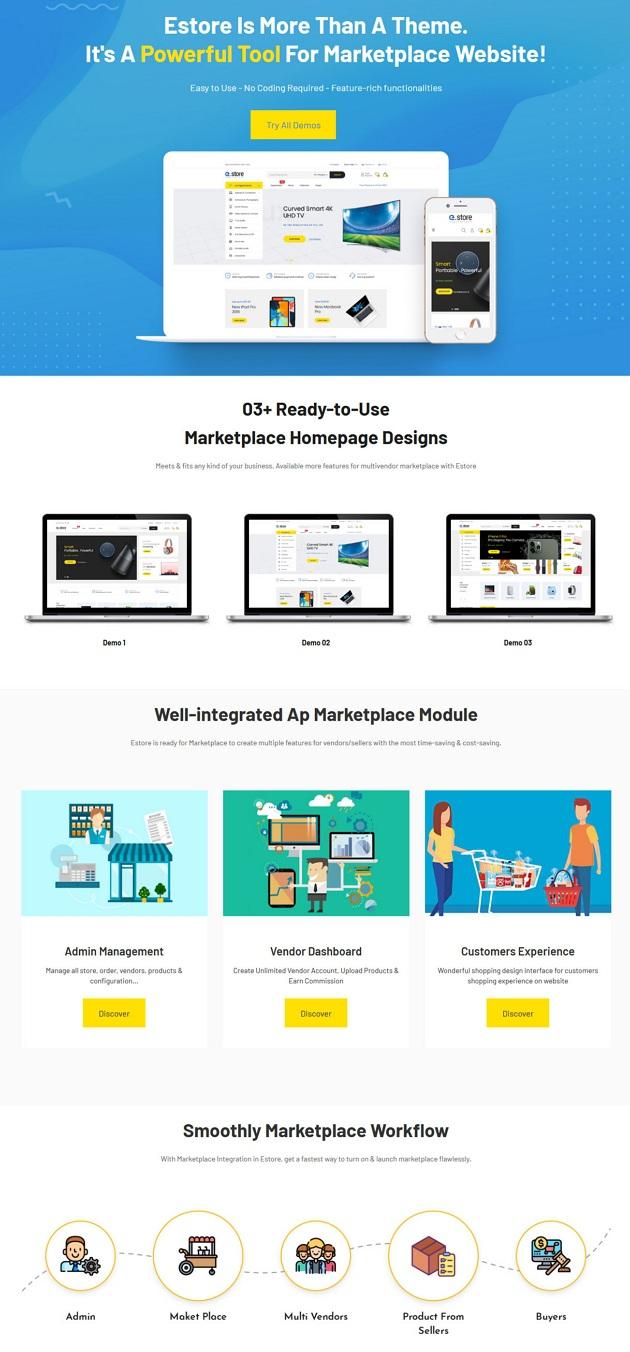 Digital Store Prestashop Theme