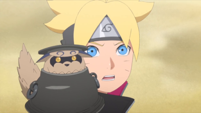 Boruto: Naruto Next Generations Episode 122