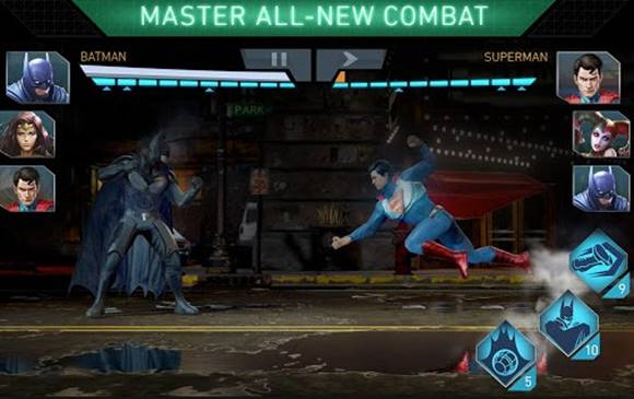Game Injustice 2 MOD APK Android Data