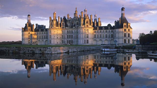 Castle Chambord Francia