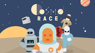 Cosmo race mobile game