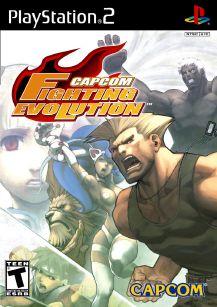 Capcom Fighting Evolution PS2 Torrent