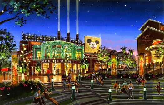 Downtown  Disney Wst Side