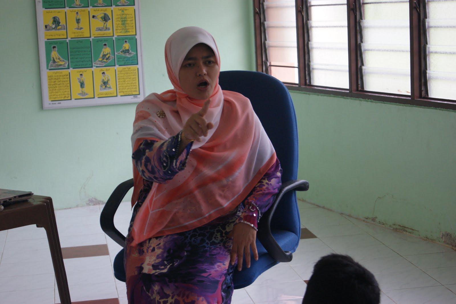 Ceramah Motivasi Pendidikan Islam Tingkatan 2  SM Sains