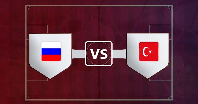 نتيجة مباراة تركيا وروسيا اليوم الأحد 15 نوفمبر 2020 في دوري الأمم الأوروبية