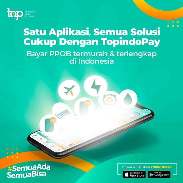 Topindopay, Aplikasi Jual Pulsa Offline Terbaik Terpercaya