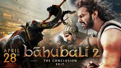 Baahubali 2 Malayalam Movie HDRip 600MB