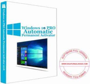 Windows 10 Pro Permanent Activator 1.2