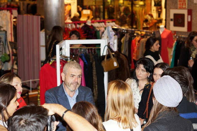 Lorenzo_Caprile_evento_blogger_Madrid