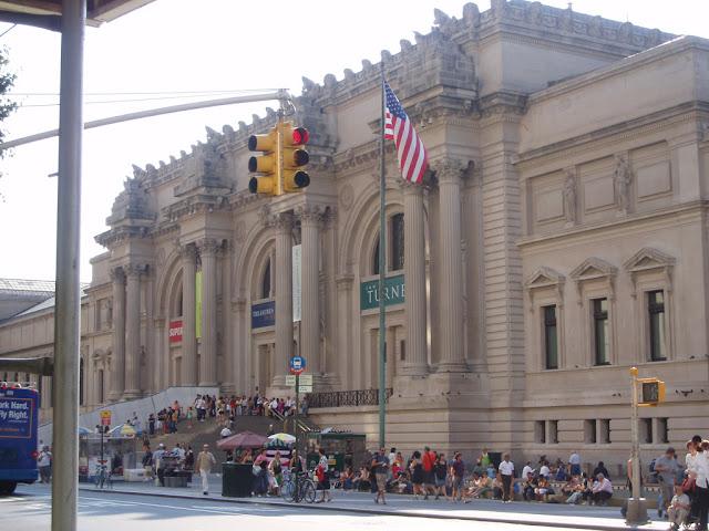 Metropolitan museum of art (MET)-New York