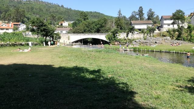 Praia Fluvial da Ponte de Ranha