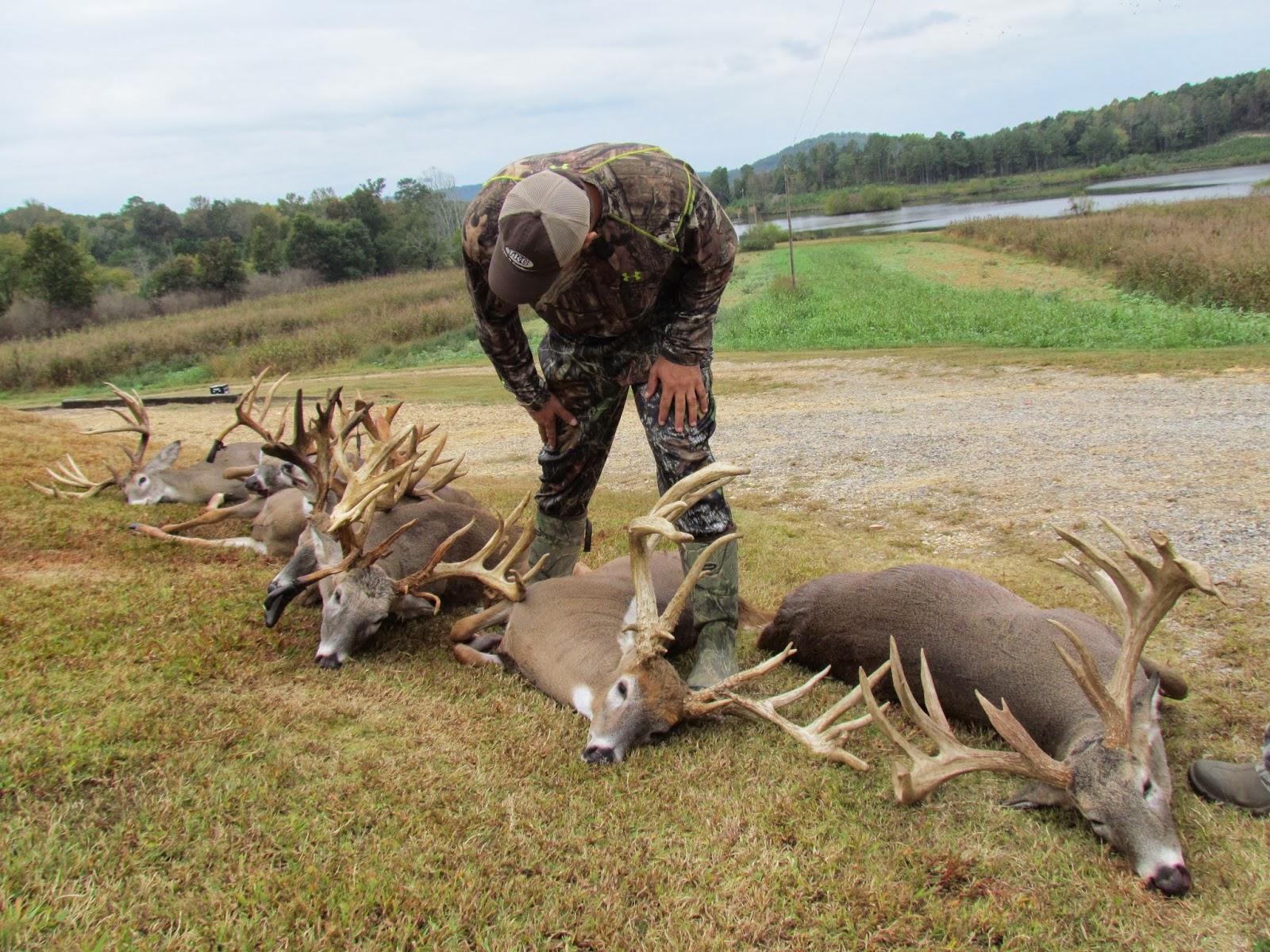 The Hunting Company Worldwide Hunting and Film: Alabama ...