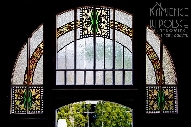 Koszalin. Witraż. Architektura. Wnętrze.
