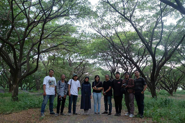 Kenjeran park, surabaya