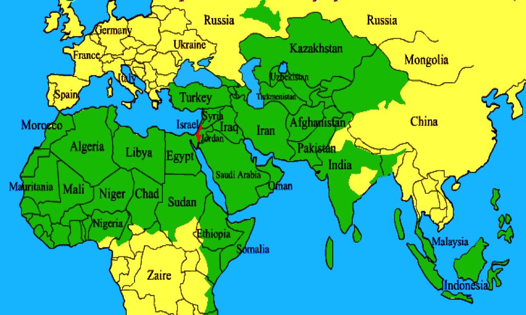 Negara Muslim Perlu Atasi Perselisihan