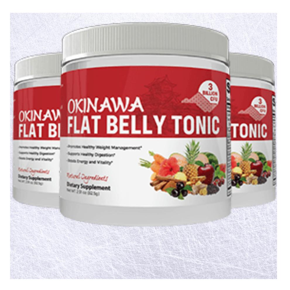 Okinawa Flat Belly Tonic supplement USA 2021