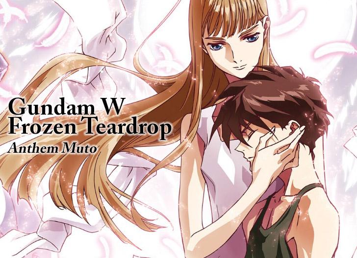 [DIGEST] Gundam W Frozen Teardrop ⑬ Anthem Muto