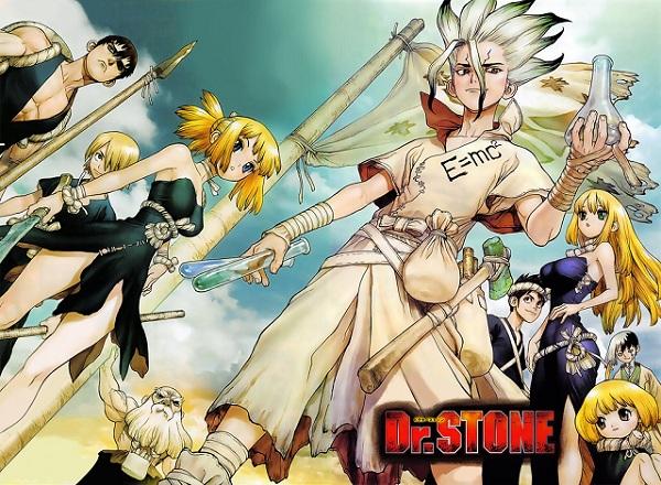 Dr. Stone Sub Indo
