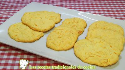 Receta fácil de galletas sin gluten con zanahoria ligeras y deliciosas
